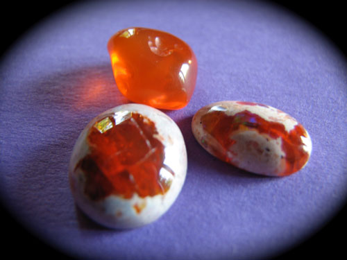 Elixir d'Opale de Feu - Gouttes de la Terre