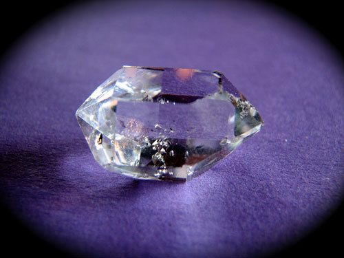 Elixir de Diamant d'Herkimer - Gouttes de la Terre