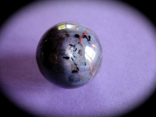 Elixir de saphir étoilé - Gouttes de la Terre